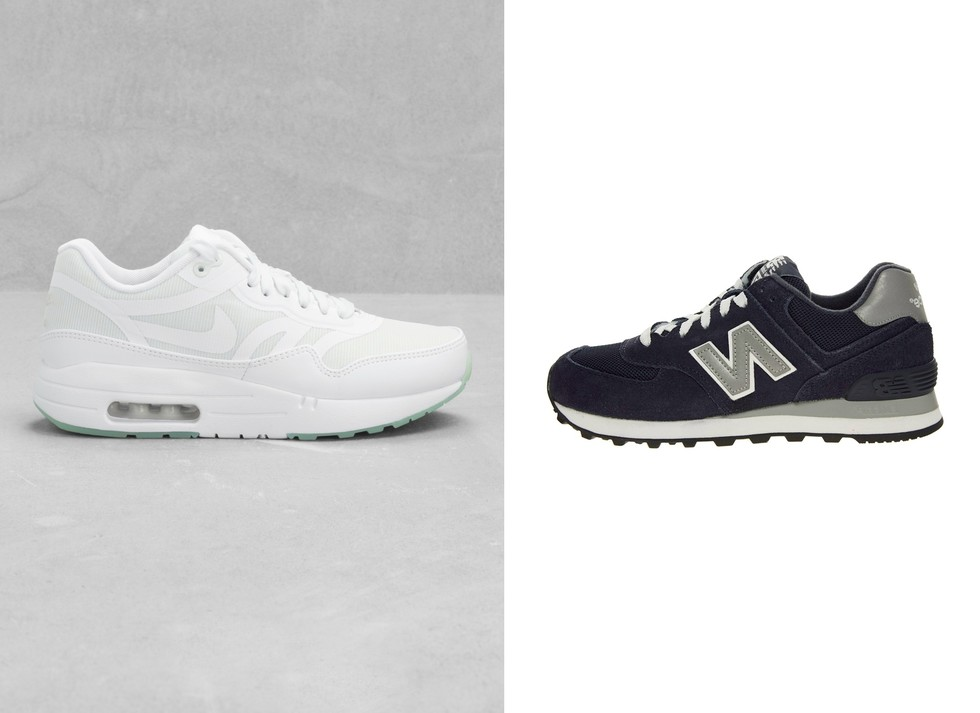 nike vs new balance 10 reasons why new balance is one of the best sneaker brands out on the market.