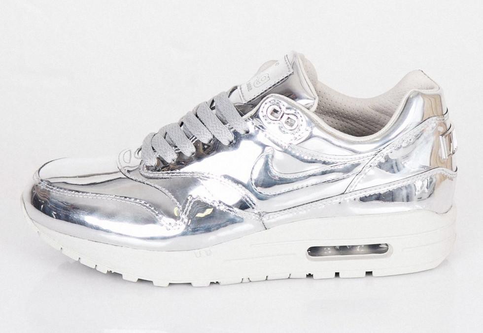 """Liquid Silver Air Max 1 Nike Wmns Air Max 1 sp """"liquid"""
